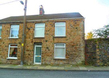 3 bed semi-detached house for sale in Garn Road, Maesteg, Bridgend. CF34