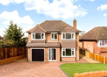 Thumbnail 4 bed detached house for sale in Brian Crescent, Tunbridge Wells, Kent