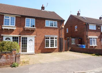Thumbnail 3 bed semi-detached house for sale in Whurley Way, Maidenhead