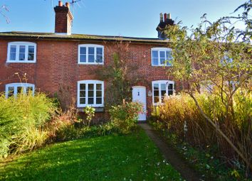Thumbnail 3 bed terraced house to rent in Shingle Barn Lane, West Farleigh, Maidstone