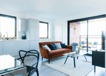 Thumbnail 3 bed flat to rent in Dunfield Road, Catford