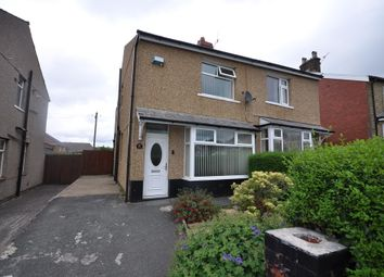 Thumbnail 3 bedroom semi-detached house for sale in Stopes Brow, Lower Darwen, Darwen