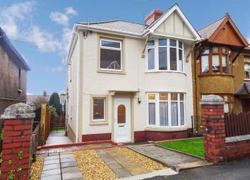 Thumbnail 3 bed semi-detached house for sale in Bracken Road, Margam, Port Talbot, Neath Port Talbot.