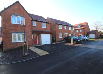 Thumbnail 4 bed detached house for sale in Kare Road, Wyken, Coventry