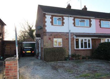 Thumbnail 3 bed semi-detached house for sale in Ash Grove, Blackheath, Colchester