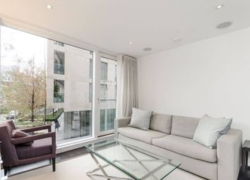 Thumbnail 1 bed flat to rent in Caro Point, Grosvenor Waterside, Chelsea