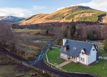 Thumbnail 4 bed detached house for sale in Balquhidder, Lochearnhead, Scotland
