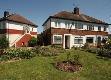 Thumbnail 2 bed flat for sale in Beechwood Avenue, Greenford
