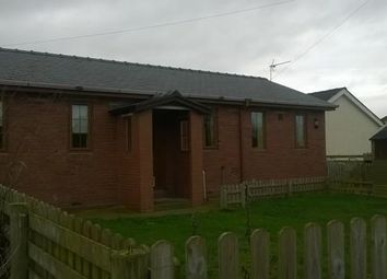 Thumbnail 2 bed semi-detached bungalow to rent in Llanishen, Chepstow