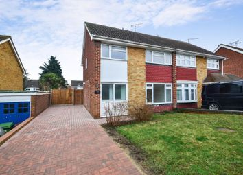 Coombe Drive, Sittingbourne ME10. 3 bed semi-detached house for sale