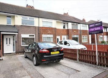 Thumbnail 3 bed terraced house for sale in Hotham Road South, Hull