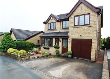 Thumbnail 5 bed detached house for sale in Edale Grove, Queensbury, Queensbury