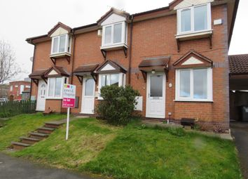 Thumbnail 2 bed property to rent in Larchwood Close, Heswall, Wirral