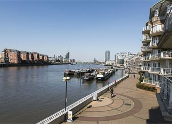 Thumbnail 2 bed flat to rent in Mendip Court, Riverside Plaza, Chatfield Road, Battersea, London