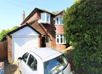 3 bed detached house for sale in Sandy Lane, Prestwich, Manchester M25