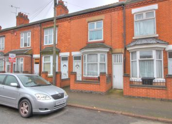 Thumbnail 2 bed terraced house for sale in Stafford Street, Belgrave, Leicester