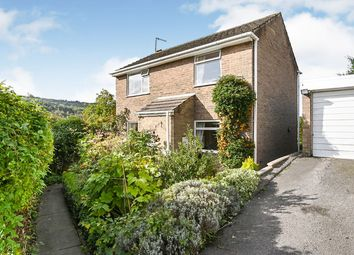 Thumbnail 4 bed detached house for sale in Megdale, Matlock