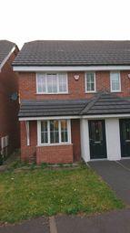 Thumbnail 3 bedroom terraced house to rent in The Laurels, Erdington, Birmingham