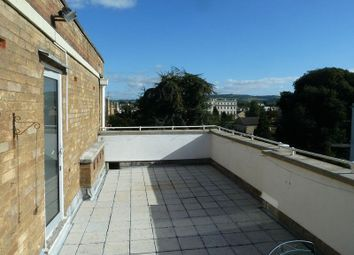 Thumbnail 3 bed flat to rent in Suffolk Square, Cheltenham