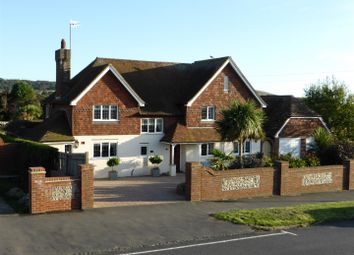 Thumbnail 4 bed detached house for sale in Sutton Avenue, Seaford