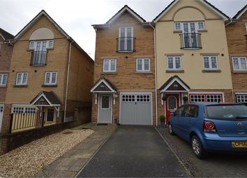 Thumbnail 2 bed end terrace house for sale in Hamilton Drive, Newton Abbot, Devon.