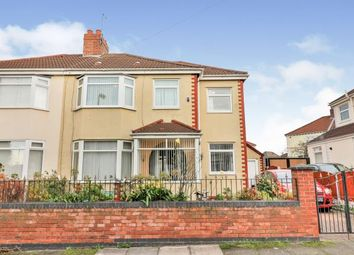 4 bed semi-detached house for sale in Thirlmere Avenue, Litherland, Liverpool, Merseyside L21
