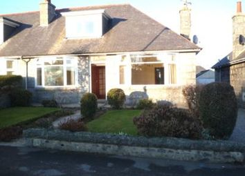 Thumbnail 3 bed semi-detached house to rent in Woodhill Terrace, Aberdeen