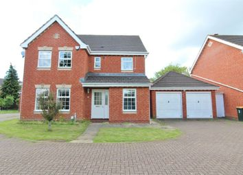 Thumbnail 4 bedroom detached house for sale in Chichester Close, Newport