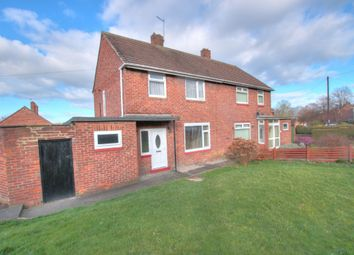 Thumbnail 3 bed semi-detached house for sale in Henshaw Place, Denton Burn, Newcastle Upon Tyne