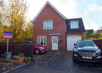 Thumbnail 3 bed detached house for sale in Cleveland Way, Westbury, Wiltshire