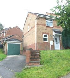 Thumbnail 2 bed semi-detached house for sale in Heyford Court, Heanor