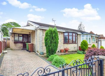 Thumbnail 3 bed semi-detached bungalow for sale in Grange Close, Knottingley