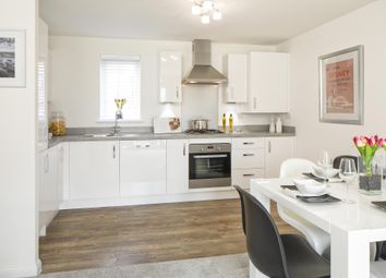 "Thumbnail 2 bed flat for sale in ""Morton"" at Butt Lane, Thornbury, Bristol"