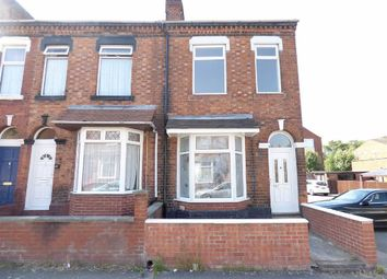Thumbnail 2 bedroom end terrace house for sale in Ford Lane, Crewe