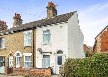 Thumbnail 3 bedroom terraced house for sale in Kendal Road, Pakefield, Lowestoft