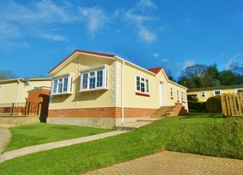 Thumbnail 2 bed mobile/park home for sale in Drayton Hall Park, Drayton, Norwich