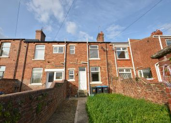 Thumbnail 2 bedroom terraced house to rent in Prospect Terrace, Willington, Crook, County Durham