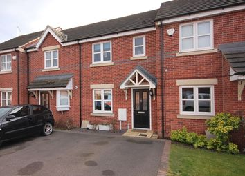 Thumbnail 2 bed terraced house for sale in Malthouse Drive, Belper