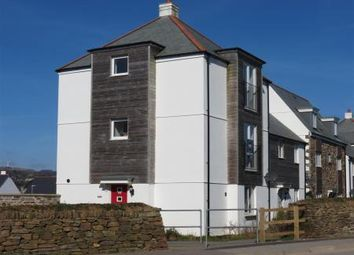 Thumbnail 4 bed semi-detached house for sale in Porthpean Road, St. Austell