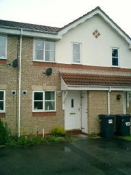 Thumbnail 2 bedroom terraced house to rent in Mareham Close, Bracebridge Heath, Lincoln