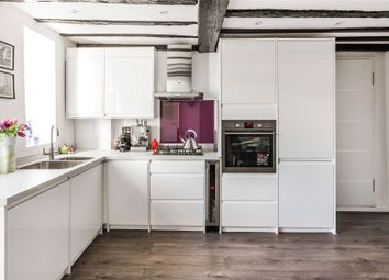 Thumbnail 2 bed flat for sale in 32 London Street, Chertsey, Surrey