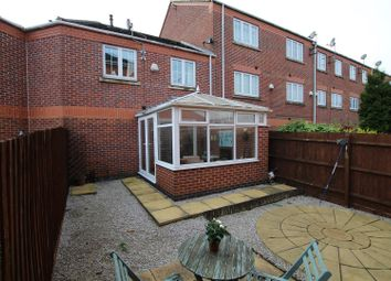 Thumbnail 3 bed town house for sale in Grants Yard, Burton-On-Trent