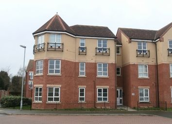 Thumbnail 2 bed flat for sale in Lakeview Avenue, Fazeley, Tamworth