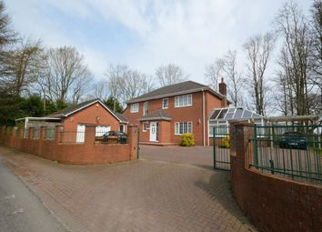 Thumbnail 4 bed detached house for sale in Rheda Park, Frizington