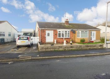 Thumbnail 2 bed semi-detached bungalow for sale in Llys Glyndwr, Towyn, Abergele