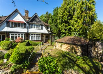 Thumbnail 3 bed semi-detached house for sale in Orchard Close, Edgware