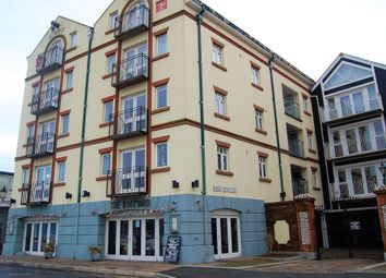 Thumbnail 2 bed flat to rent in East Quay, Peel, Isle Of Man