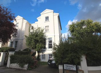 Thumbnail 1 bed flat to rent in Miranda Road, Whitehall Park