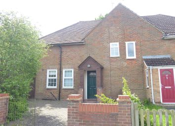 Thumbnail 3 bed semi-detached house for sale in Benning Avenue, Dunstable