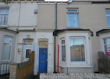 Thumbnail 4 bed terraced house for sale in Westbourne Grove, North Ormesby, Middlesbrough
